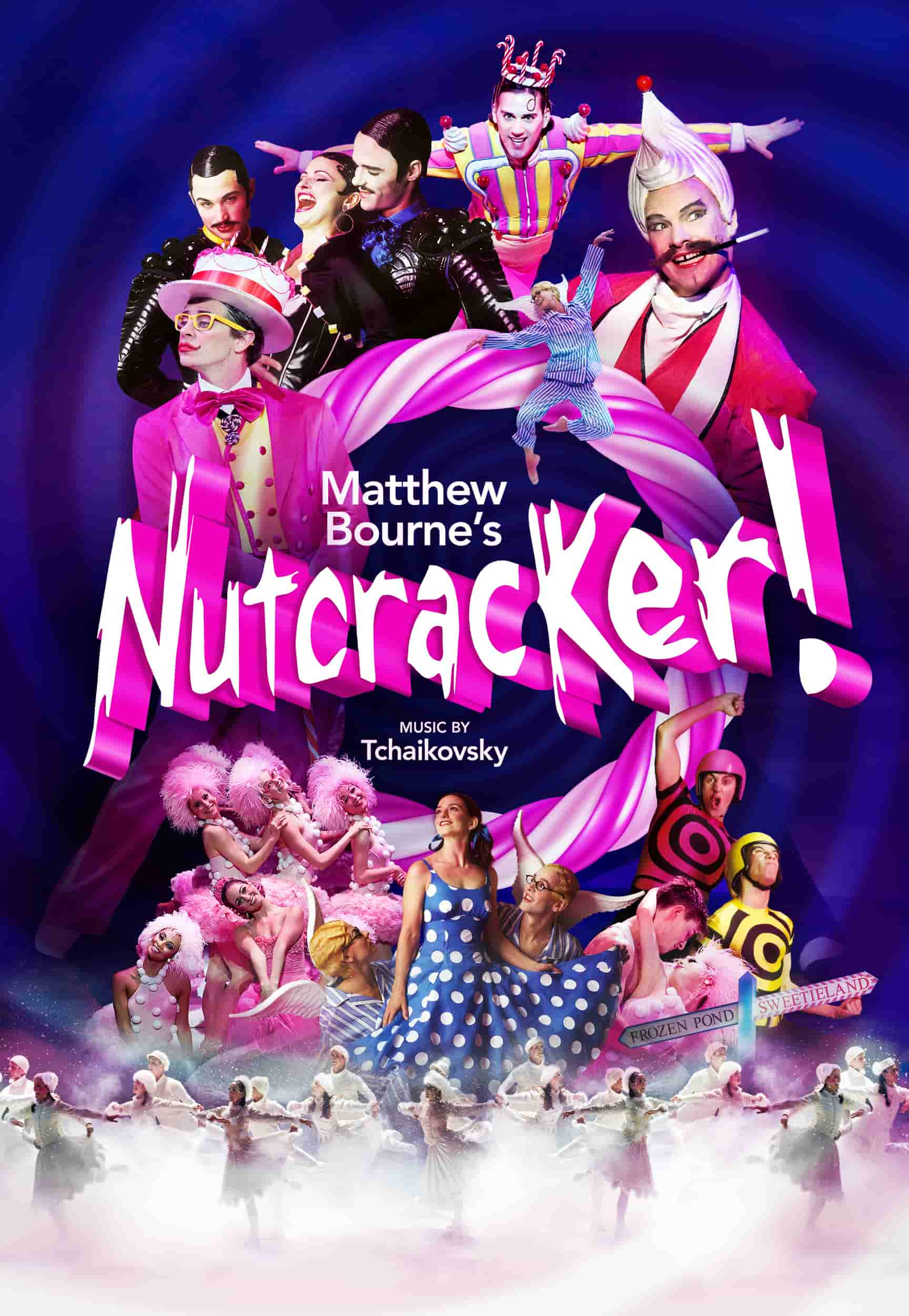 Nutcracker web poster