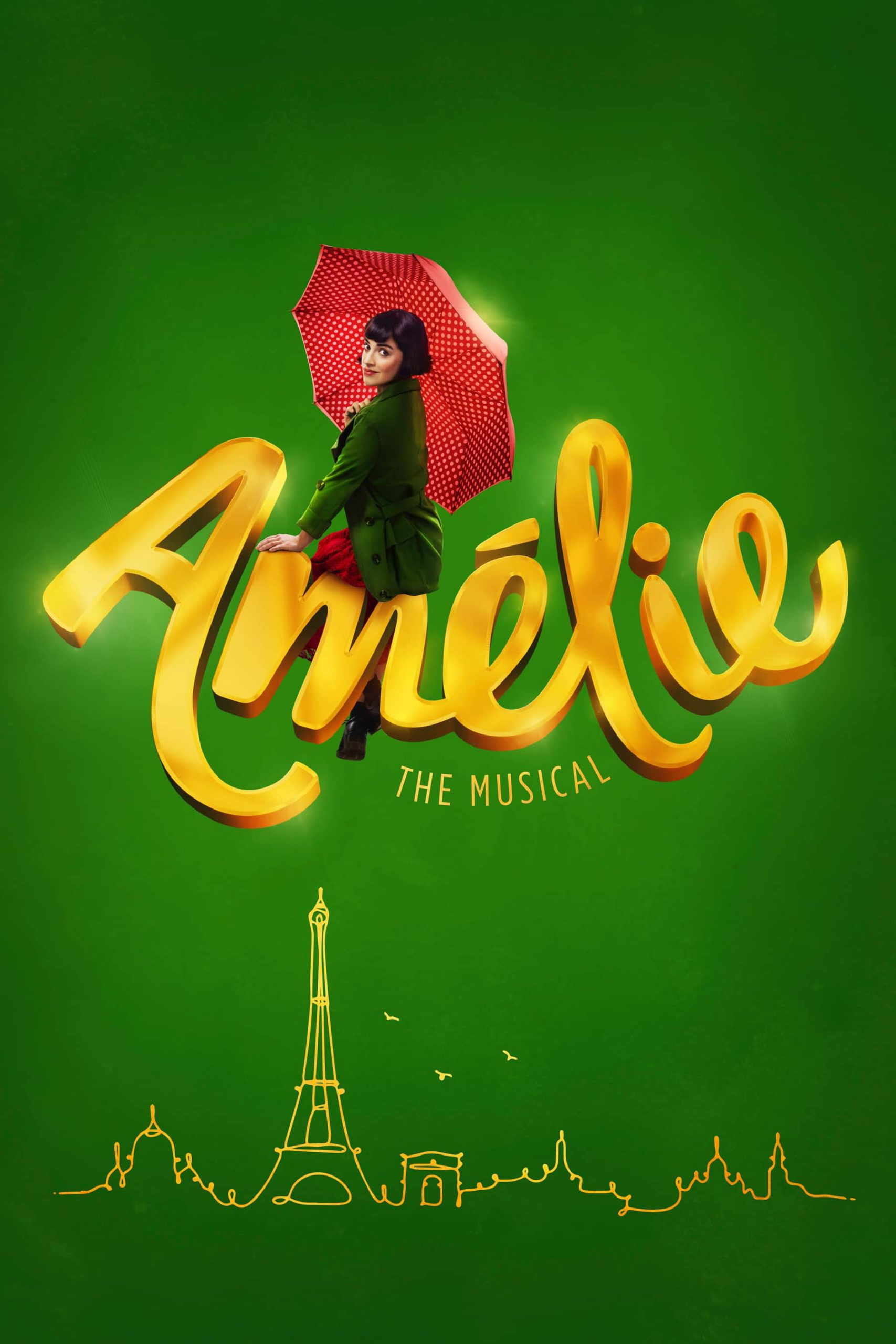 Amelie Musical poster image